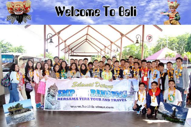 Paket Tour Pelajar Ke Bali Murah