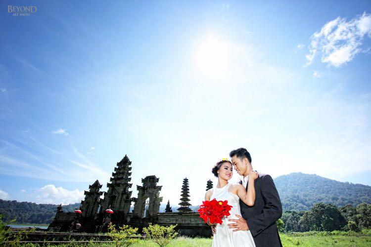 Paket Pre Wedding Di Bali Praktis Dan Unik